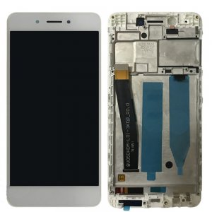 Huawei Enjoy 6S Nova Smart LCD Screen With Frame White OEM