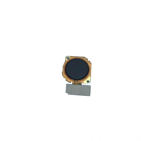 Huawei Enjoy 7 Plus Fingerprint Sensor Flex Cable Black Ori