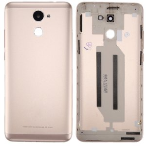 Huawei Enjoy 7 Plus Y7 Prime Battery Door Gold Ori