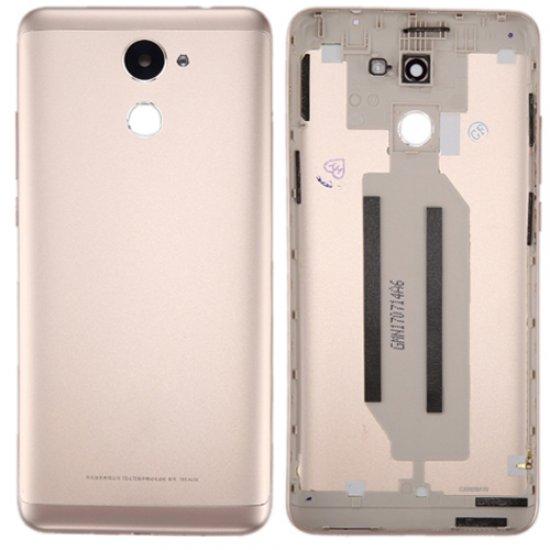 Huawei Enjoy 7 Plus Y7 Prime Battery Door Gold Ori