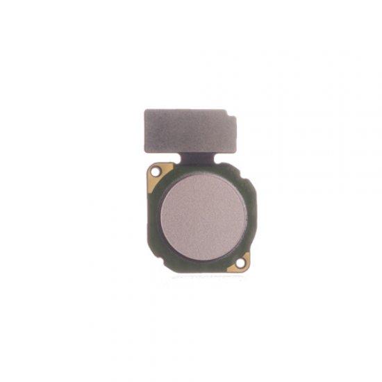 Huawei Enjoy 7 Plus Y7 Prime Fingerprint Sensor Flex Cable Gold Ori