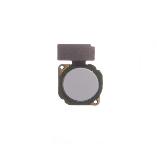 Huawei Enjoy 7 Plus Y7 Prime Fingerprint Sensor Flex Cable White Ori