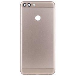 Huawei Enjoy 7S Psmart Battery Door Gold Ori