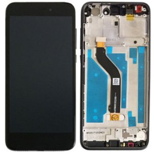Huawei Enjoy 7S P Smart LCD Screen With Frame Black OEM