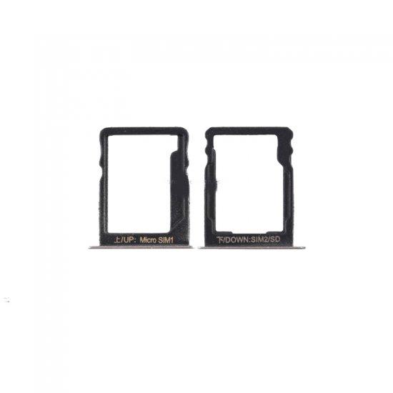 Huawei Enjoy 5S Micro SIM Tray NANO SD Card Tray Gold