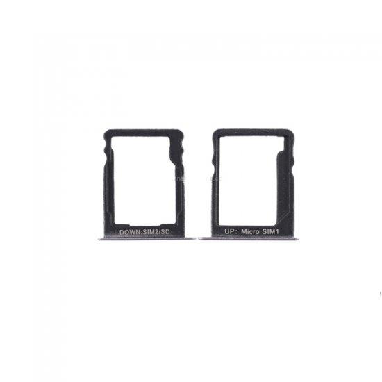 Huawei Enjoy 5S Micro SIM Tray NANO SD Card Tray Gray