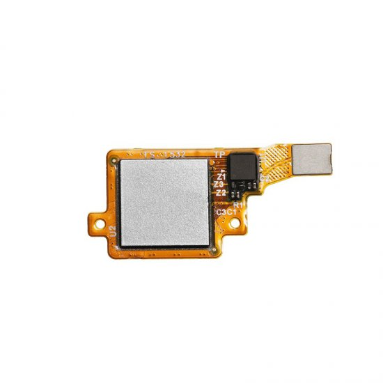 Huawei Honor 7/Honor 5X/Enjoy 5S/G8 Fingerprint Sensor Flex Cable Silver Ori
