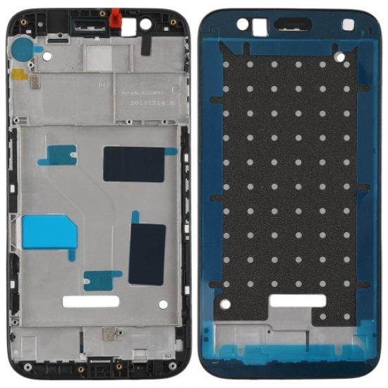 Huawei Ascend G7 Plus Front Housing Black