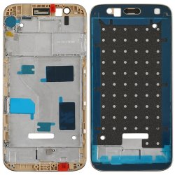 Huawei Ascend G7 Plus Front Housing Gold