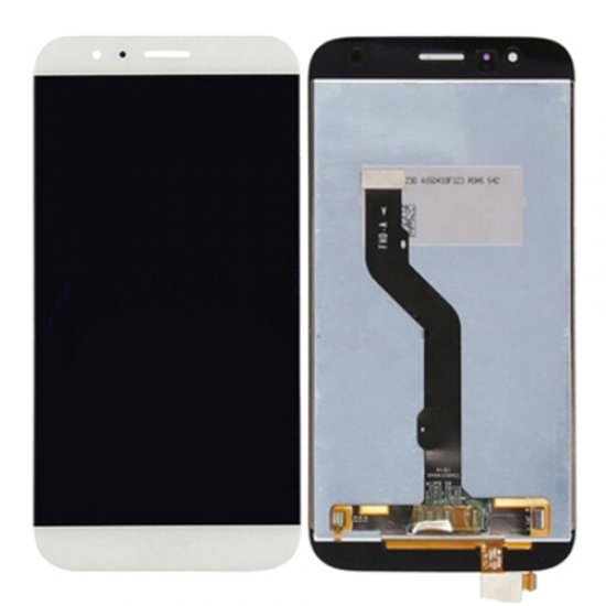 Huawei Ascend G7 Plus LCD with digitizer assembly White