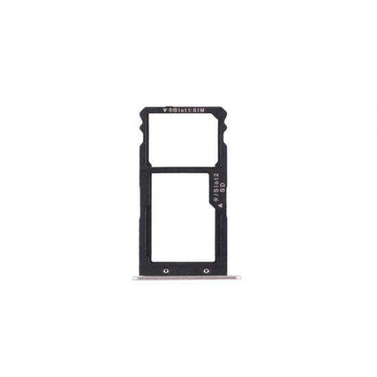 Huawei G8 Maimang 4 SIM Card Tray Silver Ori