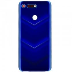 Huawei Honor View 20 Battery Door With Camera Lens Dark Blue Ori