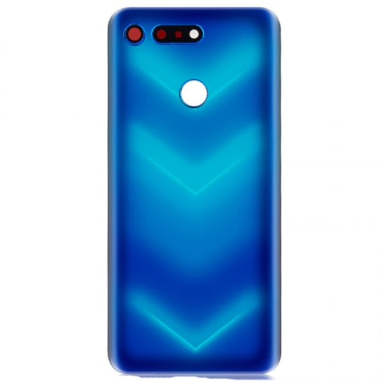 Huawei Honor View 20 Battery Door With Camera Lens Light Blue Ori
