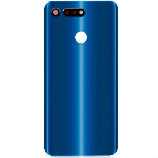 Huawei Honor View 20 Battery Door With Camera Lens Sapphire Ori