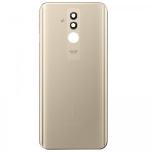 Huawei Mate 20 Lite Battery Door With Huawei Logo Gold Ori