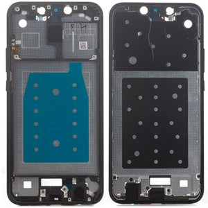 Huawei Mate 20 Lite Front Housing  Black Ori (With Side Keys)