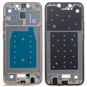 Huawei Mate 20 Lite Front Housing Gold Ori (With Side Keys)
