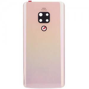 Huawei Mate 20 Battery Door With Camera Lens Pink Ori