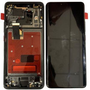 Huawei Mate 20 Pro LCD Screen Replacement With Frame Black Ori