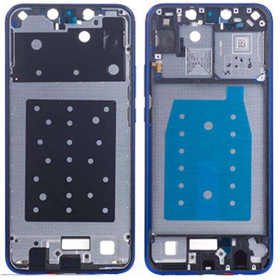Huawei P Smart+ (Nova 3i) Front Housing Blue Ori