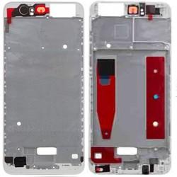 Huawei P10 Front Housing Silver Ori