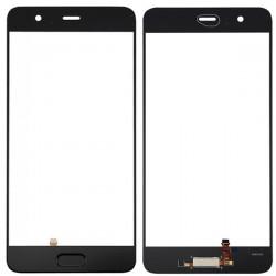 Huawei P10 Glass Lens With Fingerprint Sensor Flex Cable Black OEM