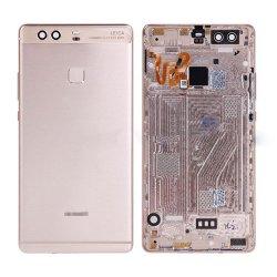 Huawei P9 Plus Battery Door with Fingerprint Flex Cable Gold