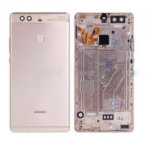 Huawei P9 Plus Battery Door with Fingerprint Flex Cable Gold