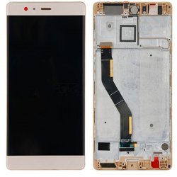 Huawei P9 Plus LCD Screen Replacement With Frame Gold HQ