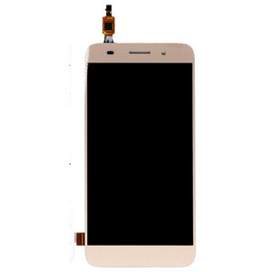 Huawei Y3 (2017) Y5 Lite LCD with digitizer assembly Gold HQ