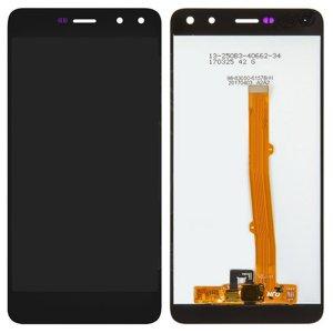 Huawei Y5 (2017) Y5 Ⅲ/Y6 (2017) LCD with digitizer assembly Black HQ