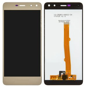 Huawei Y5 (2017) Y5 Ⅲ /Y6 (2017) LCD with digitizer assembly Gold HQ