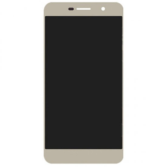 Huawei Y6 Pro Enjoy 5 LCD  Screen Replacement With Frame Gold OEM