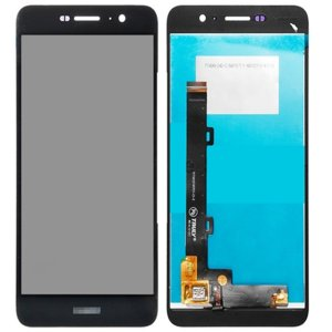 Huawei Y6 Pro Enjoy 5 LCD with digitizer assembly Black OEM