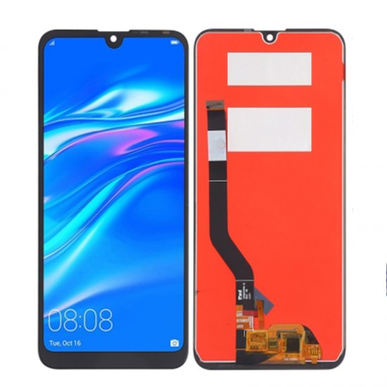 Huawei Y7 (2019) LCD Screen Replacement Black Ori