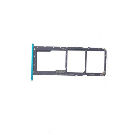 Huawei Y7 Prime (2019) SIM Card Tray Aurora Blue Ori (Dual Card Version)