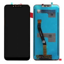 Huawei Mate 20 Lite LCD Black Original (With EIFFET Logo)