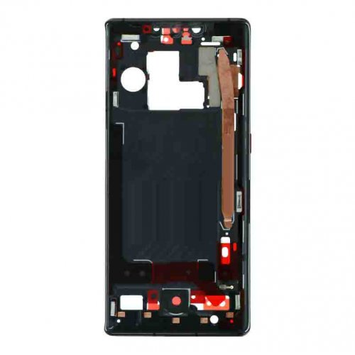 Huawei Mate 30 Pro Front Housing Black Ori