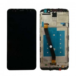 Huawei Mate 10 Lite LCD With Frame Black
