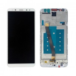 Huawei Mate 10 Lite LCD With Frame White