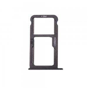Huawei P10 Lite SIM Card Tray Black Ori
