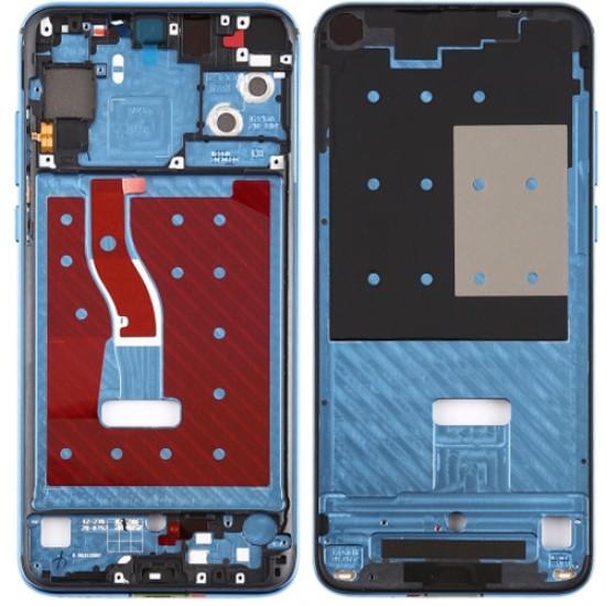 Huawei Nova 4 Front Housing Blue Ori