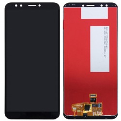 Huawei Y7 Prime (2018) LCD with digitizer assembly  Black Ori