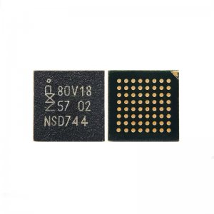 For iPhone 8/8 Plus/X 80V18 NFC_RF GPS IC