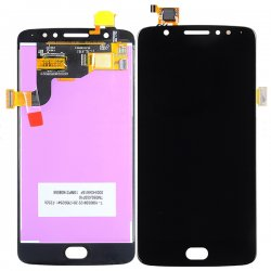 Motorola Moto E4 LCD with Digitizer Assembly Black OEM (European Version)