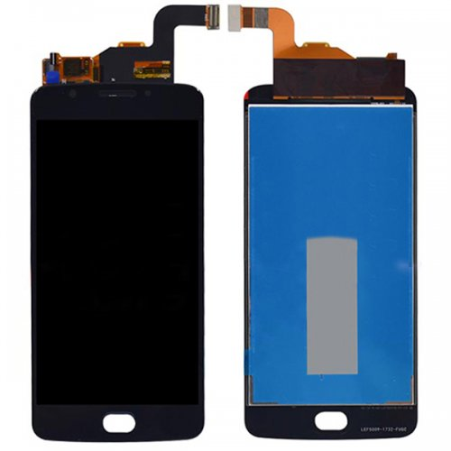 Motorola Moto E4 LCD with Digitizer Assembly Black Ori (US Version)