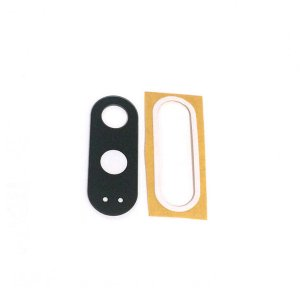 Motorola Moto G4 Plus Back Camera Lens With Adhesive Black