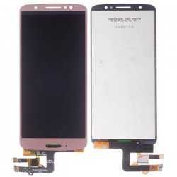 Motorola Moto G6 LCD with Digitizer Assembly Gold OEM