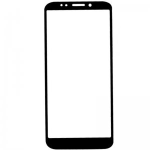 Motorola Moto G6 Play Glass Lens Black OEM