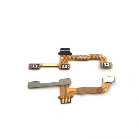 Motorola Moto G6 Play Power Button Flex Cable Ori